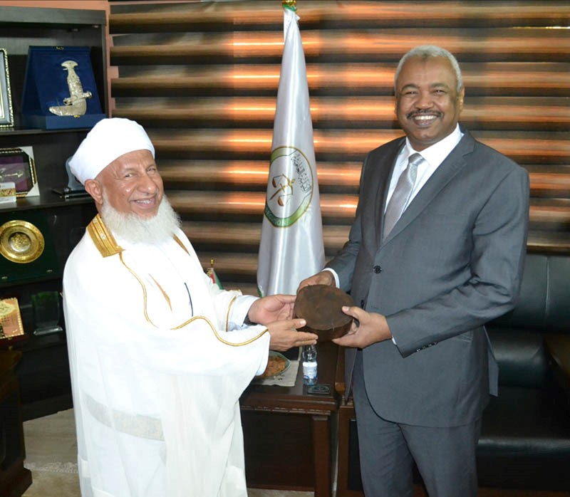 Attorney General meets President of Omani Supreme Court