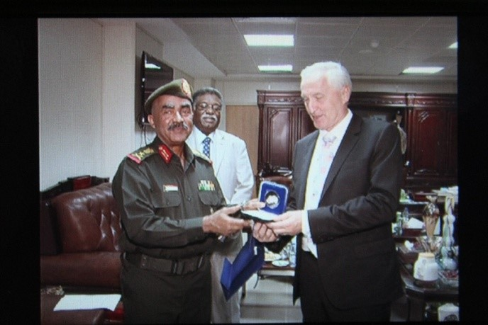 State Minister at the Ministry of Defence