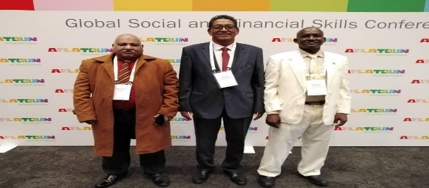 Sudanese Alliance for Education partakes in Global Skills Conference