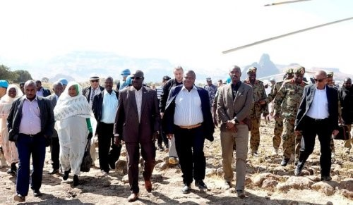 UNAMID starts building new base