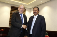 Hamdok Affirms Sudan Keenness to Strengthen Relations with France