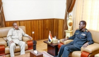 Kabbashi Receives Director of Land Department