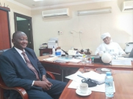 Prof. Debailo Meets ACGPS Secretary General