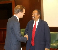 Hamdok Asserts Sudan Keenness to Consolidate Relations with Sweden