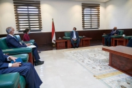Hamdouk affirms Sudans readiness to fully cooperate with UNTAMS