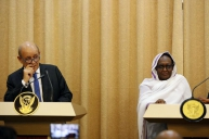 Sudanese and French Sides Hold Round of Talks